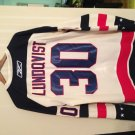 New York rangers winter classic Henrik lundqvist jersey