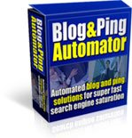 Blog And Ping Automator