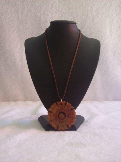 Brown Pendant