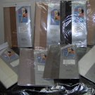 """ladies LG/X-LG silky support panty hose,fits 5'.6"""" - 5'.10"""",bk/wh/bge/ taupe/off bk/ off wh/coffee"""