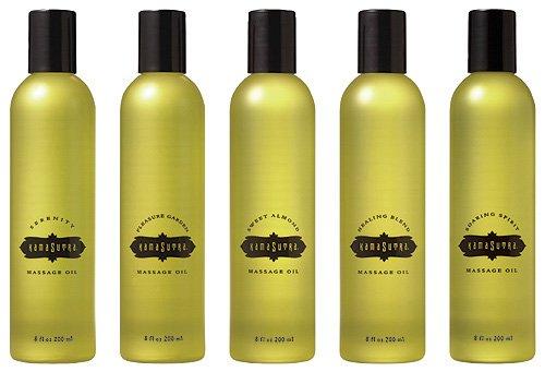 Massage Oil-Soaring Spirit