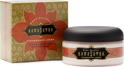 Body Souffle Strawberry Creme
