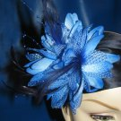 Amy Fascinator T10 Cornflower