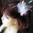 Sabrina Feathers Hair Piece
