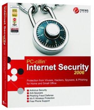 2006 Trend Micro PC-Cillin 10 Pack