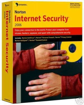 Norton Internet Security 2006 3 Pack
