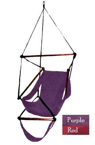 Hanging Hammock Chair  -  Retail  $125.00