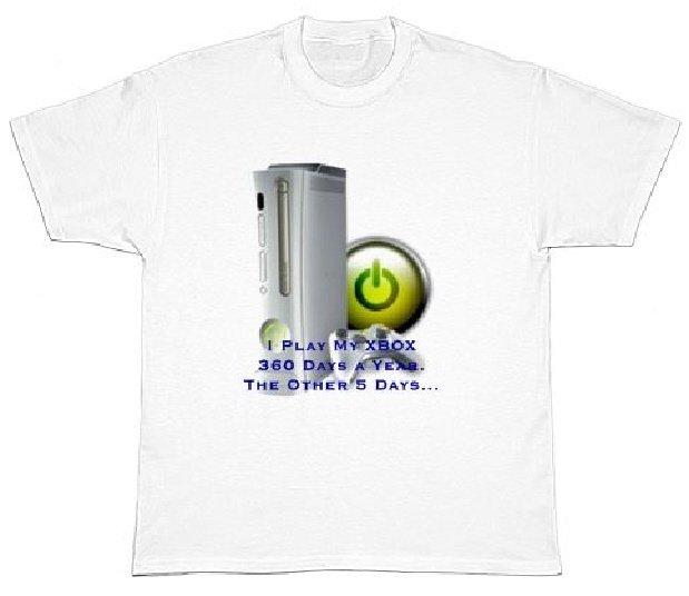 XBOX 360 X-Treme Fan T - Shirt