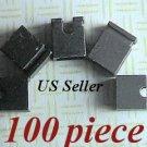 "100 2.54mm Jumpers Hard Drive Disk IDE/CD 0.1"" Shunt Headers Computer Mini 2-pin"