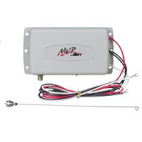 Allstar 111965 - 318 MHz, Single Channel, 12 volt, 4 Wire Gate Receiver w/ Antenna MVP-1CH-12V-4W-FC