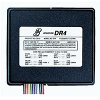 Linear Delta 3 DRA-4: 4-Channel, 12-volt, Receiver