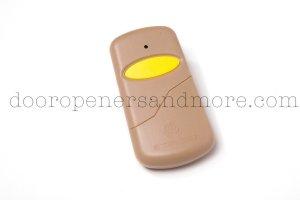 Allstar 9931T 318 Mhz- 100% Compatible Visor Garage Door Opener Remote - Allister Pulsar