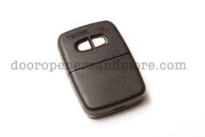 Digi Code 5062 310Mhz 2 Button Visor Garage Door Opener Remote - Stanley 1094 & Stanley 3083 Comp