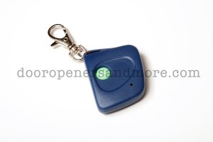 Chamberlain 750CB  Compatible Single Button Keychain Garage Door Opener Remote - 390 Mhz