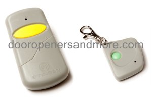 Multi Code 3089 Visor & Mini Key Chain Compatible Remote Control Combo - 300 MHz MCS308911