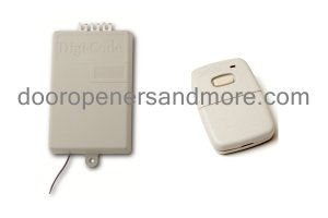 Digi Code 300 MHz Replacment Garage Door Receiver & Remote Set - Multi Code Compatible