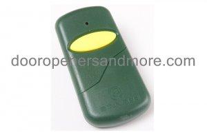 Stanley 1050 Compatible Slim Visor Garage Door Remote Control 310 MHz - Stanley 1050-15