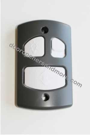 Linear HAE00001 3 Button Wall Station for Linear garage door openers models LD033, LD050, LS050