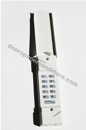 Linear Mega Code MDTK Wireless Keypad 318 MHz - Linear DNT00058 LD033 LD050 LS050 LC075 Comp