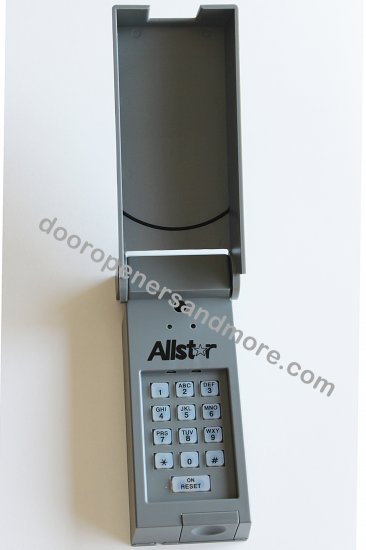 allstar 104078 wireless digital entry keypad for allstar allister pulsar gto 9931 wke. Black Bedroom Furniture Sets. Home Design Ideas
