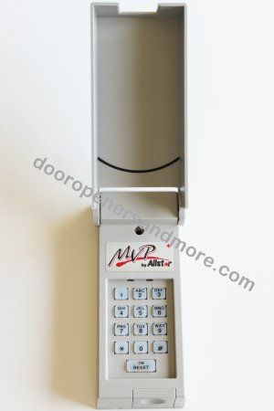 Allstar 110927: Wireless Keypad, Keyless Entry Keypad 318MHz MVP-WKE