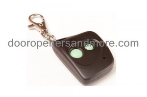 Linear Delta 3 Mini Two Button Key Chain Remote - DNT00026
