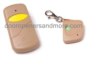 Allstar 9931MT / 9931T Compatible Remote Kit - Visor & Mini Key Chain 318 MHz
