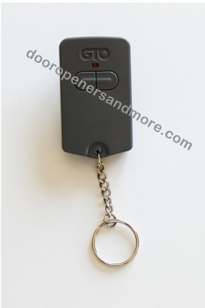 GTO Mighty Mule FM135 Remote RB742 - Dual Button Visor or Key Chain