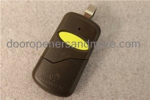 Genie GIT-1 Compatible Visor Remote Control 390 MHz Intellicode