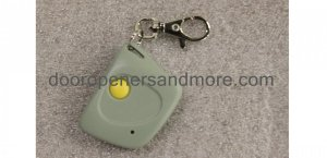 Genie MAT90 Compatible Mini Keyfob Remote 390 MHz 12 Dip Switch
