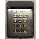 Linear AK-11 Exterior Keypad 480 User Codes Linear ACP00748