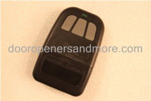 Wayne Dalton 309884 3910 3 Button Visor Remote Control 303 MHz Replaces 297134