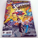 DC Comic Book Superman issue 416 in Norwegian 1995