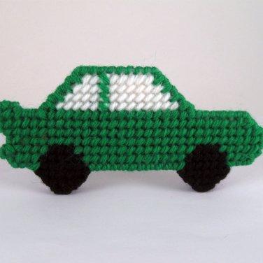 Freestanding Car Christmas Ornament
