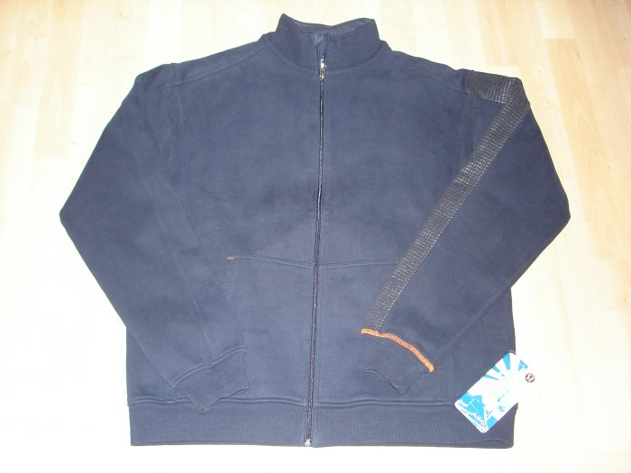 Lululemon Resort Warm-up Men Jacket XL Blue NWT Comfy! *PLUS BONUS CASH BACK!*