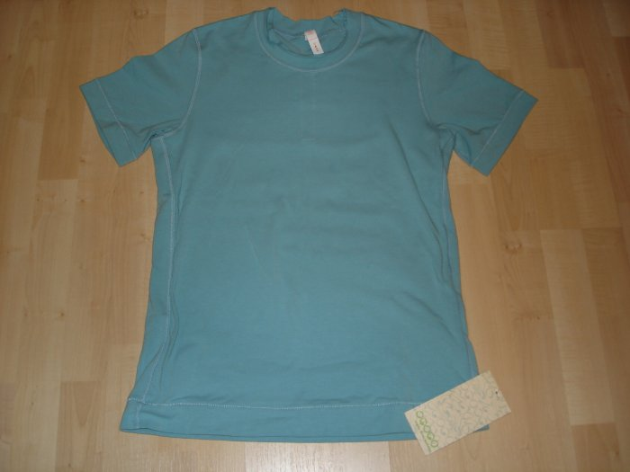 Lululemon Q Inspire Tee OQOQO Organic Cotton NWT Men's Small