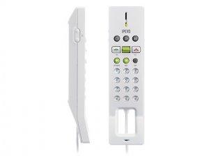 Ipevo Free-1 - USB Skype Phone Handset For Mac & Windows - White FR-33.1
