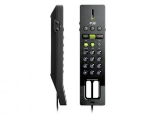 Ipevo Free 1 USB Phone For Skype Voip - Black FR-33.1