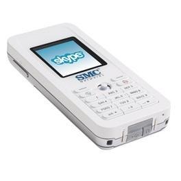 SMC Skype Phone WSKP100 - Skype Phone With Wifi 802.11 b/g
