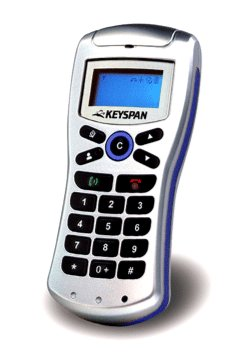 Keyspan Cordless Skype Phone For Mac And PC - Refurbished