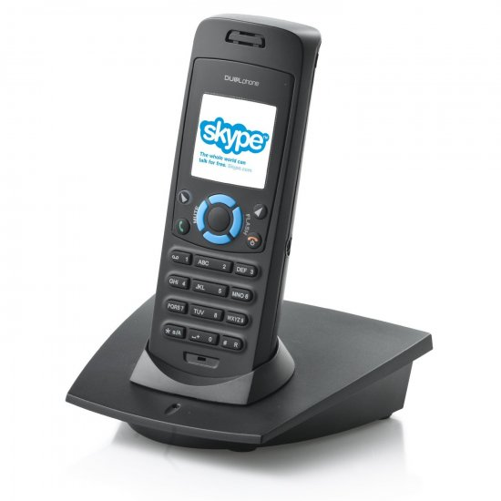 RTX 3088 Dualphone - Cordless Ethernet Skype Phone - PC Free Skype Phone