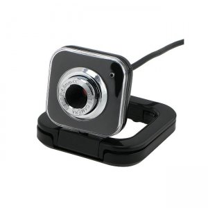 5 Mega Pixel Web Camera With 30M Digital Resolution With Microphone