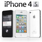 Apple iPhone 4S 16GB Sprint Black or White - Clean ESN - Good Condition
