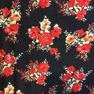 Floral Spandex Fabric