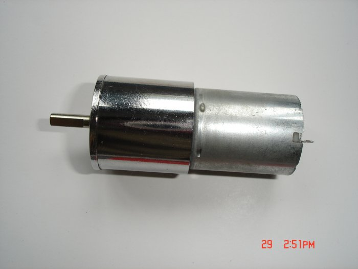 Small Dc Gear Motor Rsg 365