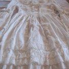 Baby the stars shine bright White Lace Dress