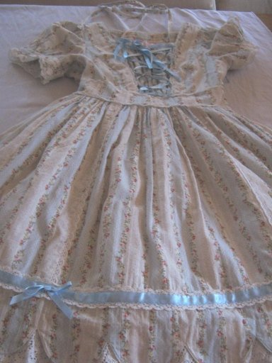 Angelic Pretty Beautiful Rose Dress