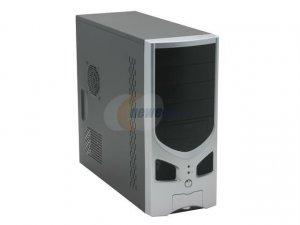 Foxconn TLA-570A Negro/Plata ATX