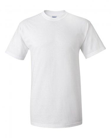 12 pack Blank White t-shirts 2XL-5Xl