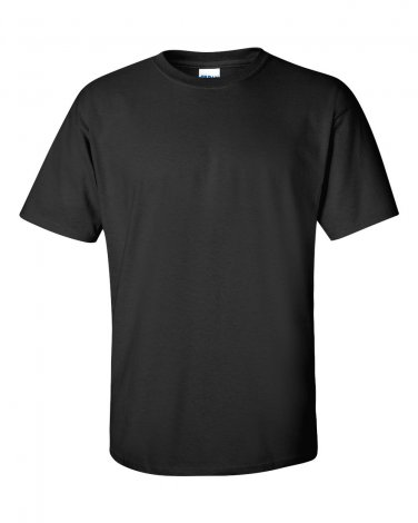 12 pack Blank black t-shirts 2XL-5Xl